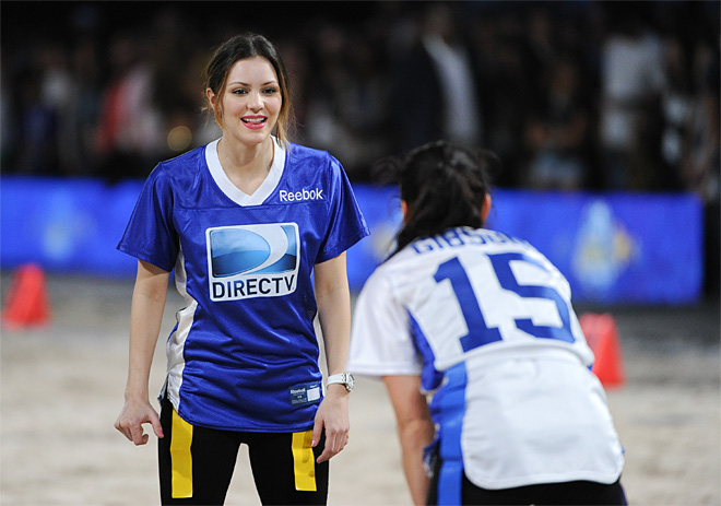 Directv's Seventh Annual Celebrity Beach Bowl