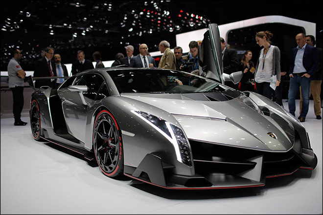 Lamborghini unveils $3.9 million supercar