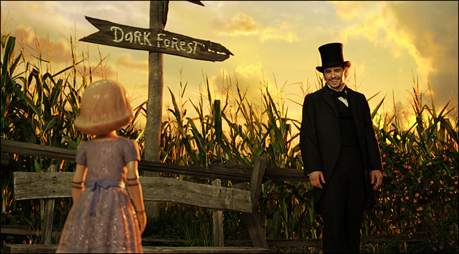 Review: 'Oz the Great and Powerful' isn't exactly either