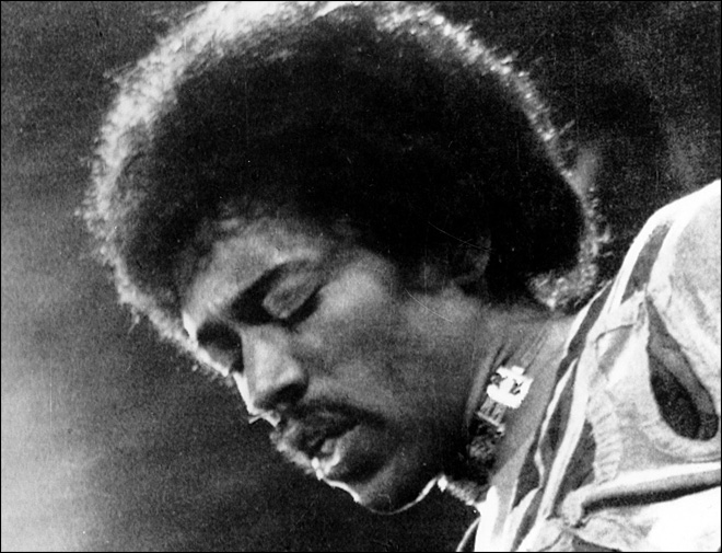 Hendrix at 70: New album offers different look