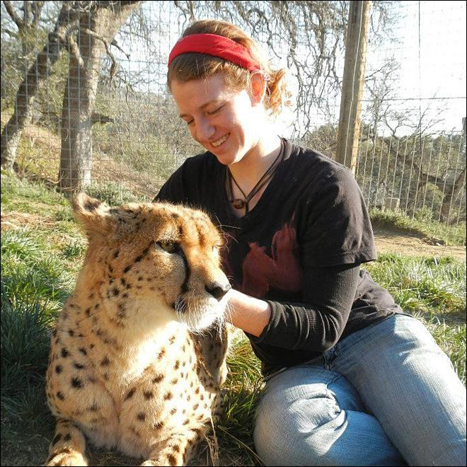 W. Washington woman killed by lion at Calif. animal park