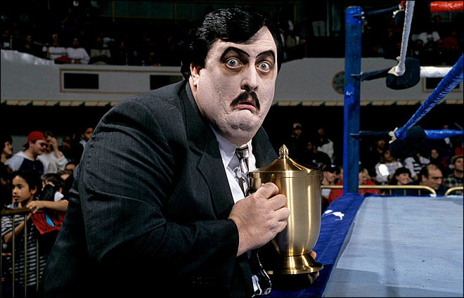 WWE says William Moody, aka Paul Bearer, has died