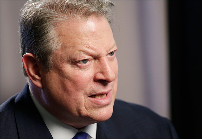 Al Gore sued over $500 million deal with Al-Jazeera