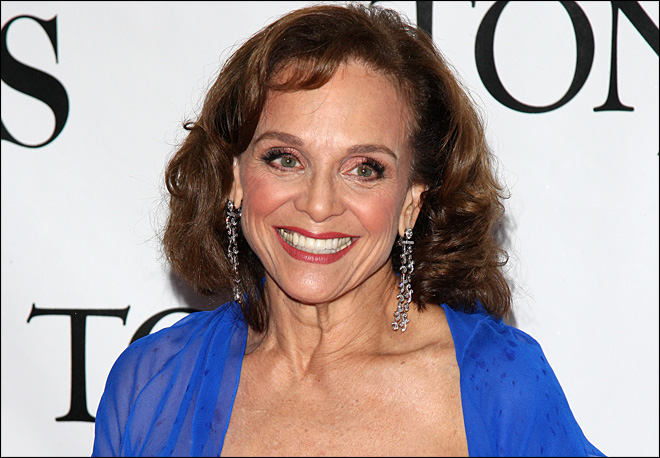 TV star Valerie Harper diagnosed with terminal brain cancer