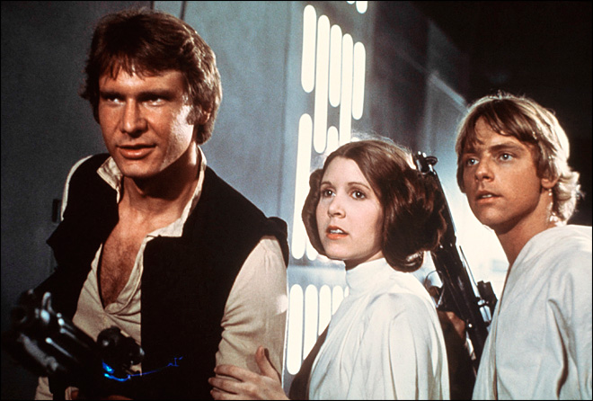 Harrison Ford on reprising the role of Han Solo: 'I think it's happening'