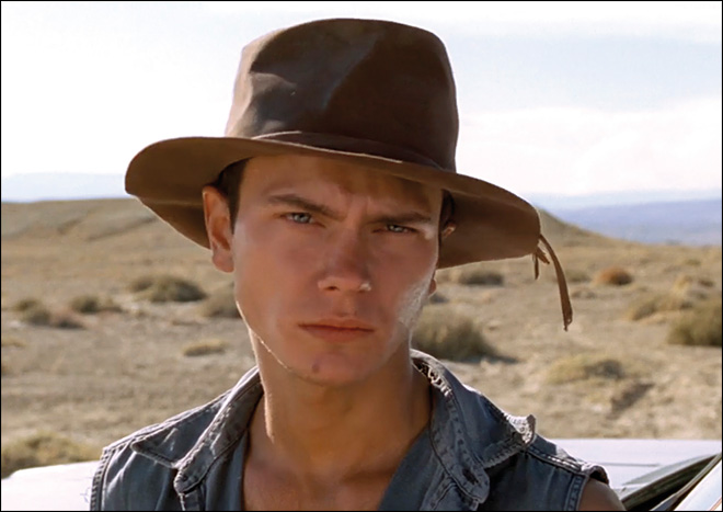 River Phoenix's last film makes U.S. premiere
