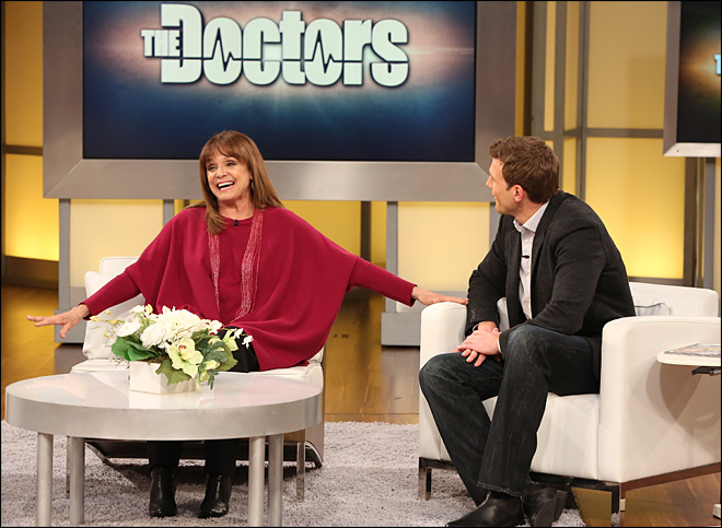 Valerie Harper to discuss cancer on 'The Doctors'
