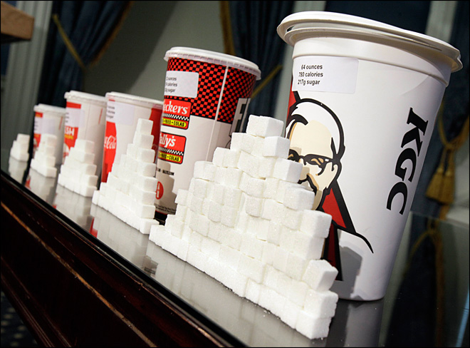 NYC sugary-drinks size rule struck down