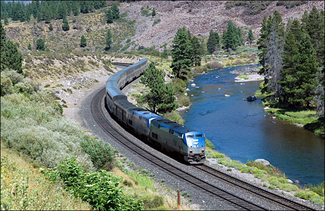 Travel spotlight: Riding the rails on the California Zephyr train