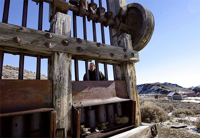 Mining History: Stamp mill 'mind-numbingly deafening'