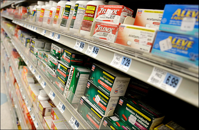 Even over-the-counter drugs still have some risk
