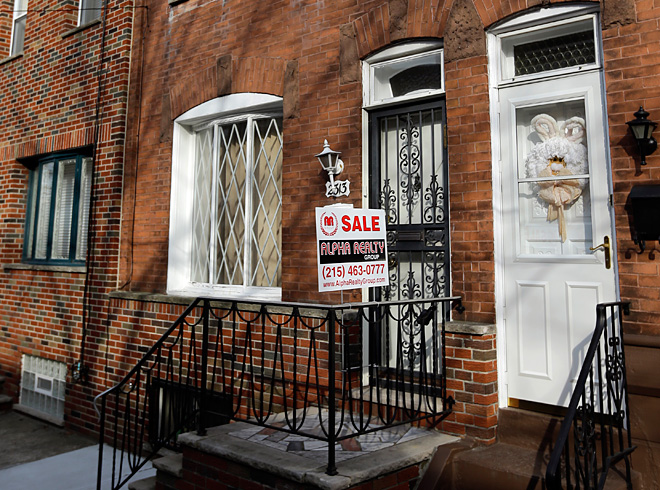 Yo! Rocky's house in South Philly is for sale