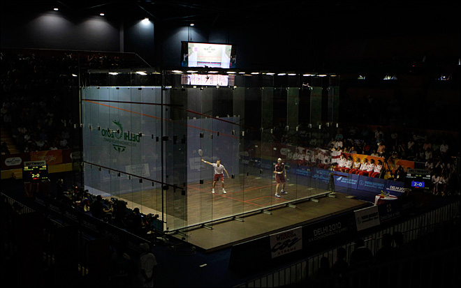 Squash leader pushes bid for Olympic inclusion