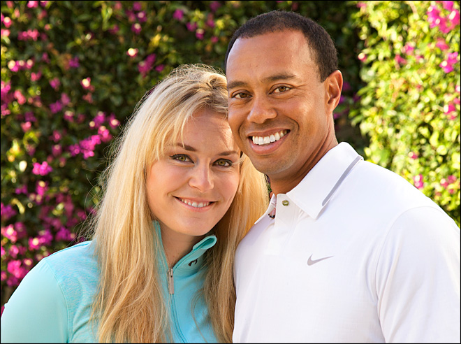 Tiger Woods went public with new relationship to blunt 'stalkarazzi'