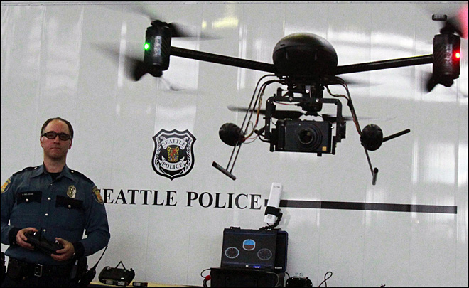 Oregon lawmakers weigh drone use and citizen privacy