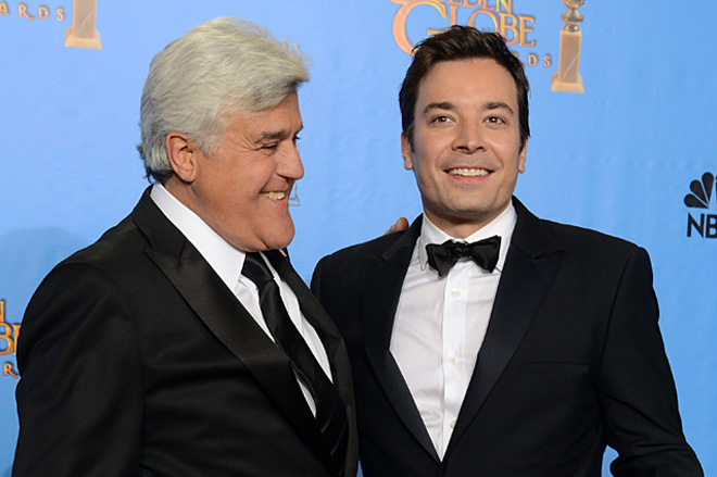 Fallon reportedly replacing Leno, moving to NY