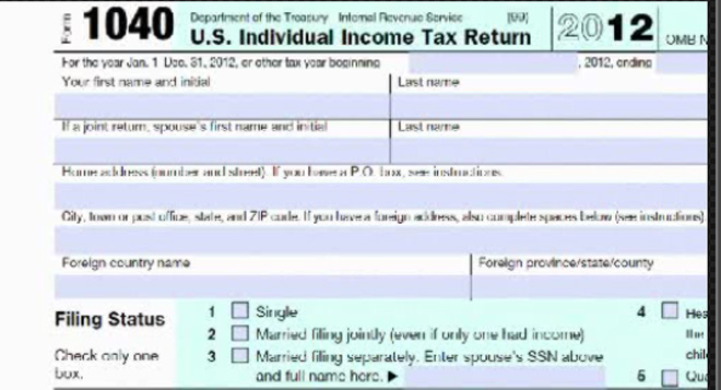 Make sure your tax preparer is legit