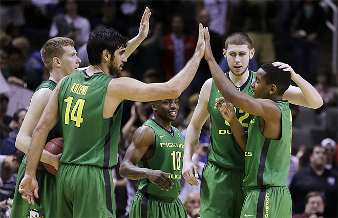 Ducks are still dancing after knocking off Oklahoma State