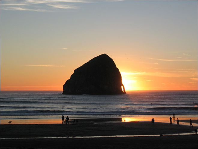 Oregon's beaches will be spiffed up this weekend