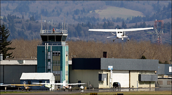 5 Oregon airport towers could be cut from FAA budget