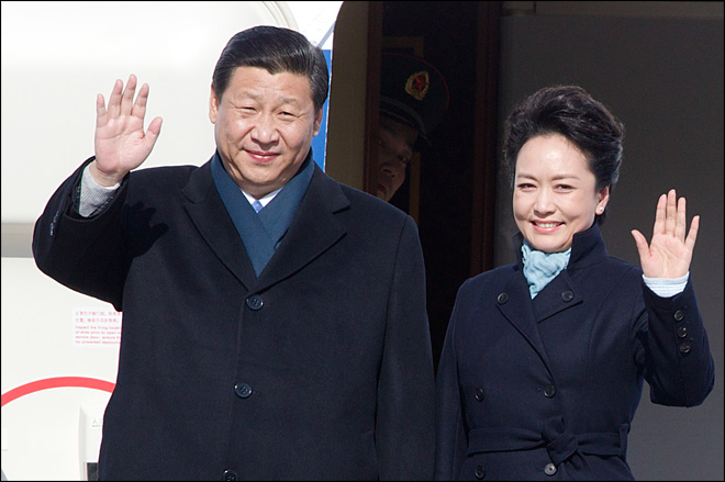 New Chinese first lady is latest star on diplomatic stage