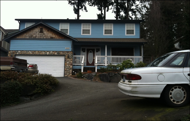 Puyallup police: Man shoots sleeping son, daughter in the head