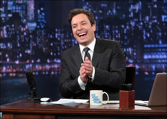Will Fallon host 'Tonight' (and other weighty questions)?