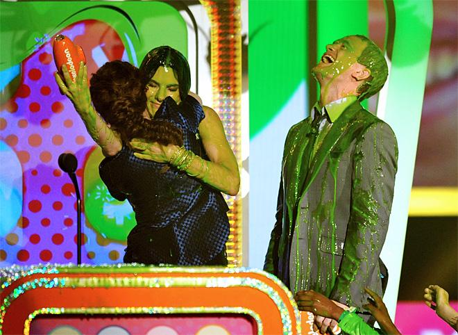 APTOPIX 2013 Nickelodeons Kids Choice Awards - Show
