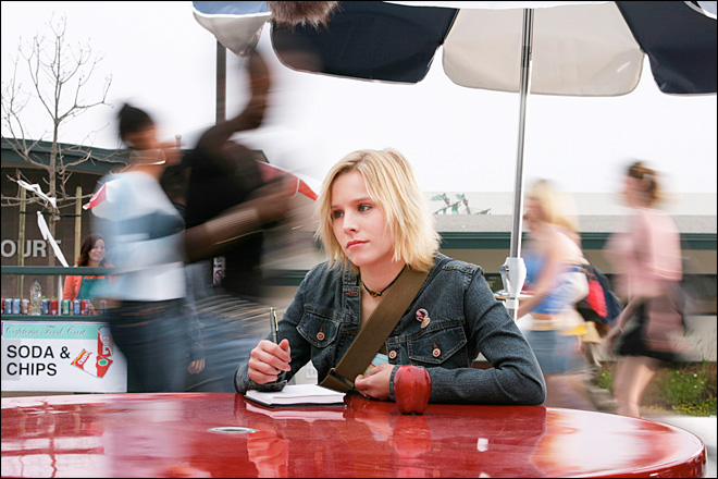 'Veronica Mars' Kickstarter campaign rattles movie industry
