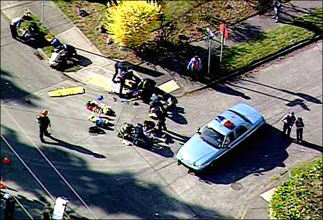 N. Seattle Crash