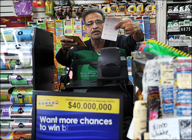 $338M Powerball jackpot winner validates New Jersey ticket