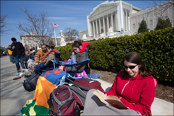 Supreme Court has range of options on gay marriage