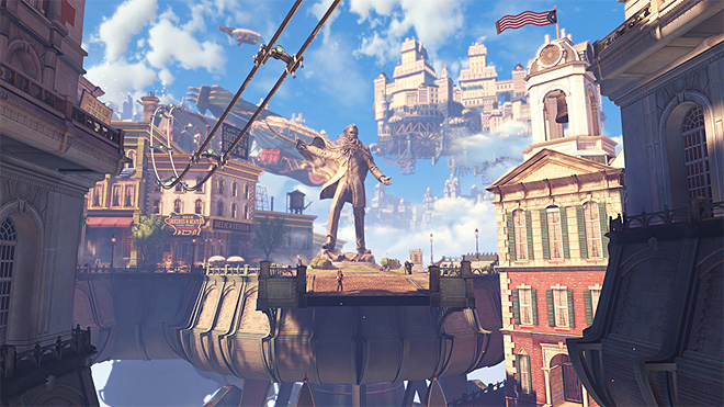 Game Review Bioshock Infinite
