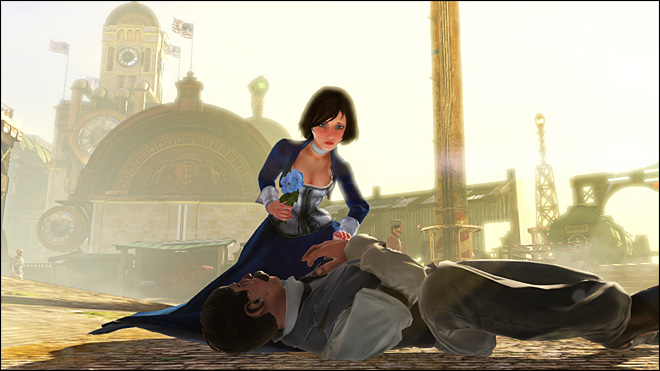 Four Stars: Brilliant 'BioShock Infinite' takes flight