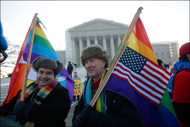 Court could avoid ruling on gay marriage ban