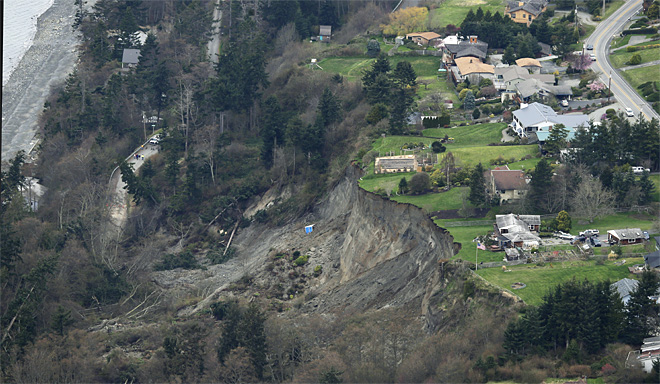 Washington Landslide