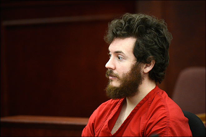 Prosecutors seeking death penalty in Colorado theater massacre