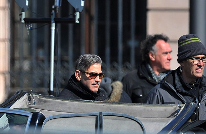 Germany Film Clooney
