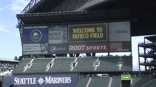 Gigantic new Safeco screen to elevate Mariner game experience