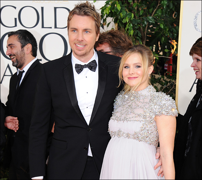 It's a girl for Kristen Bell