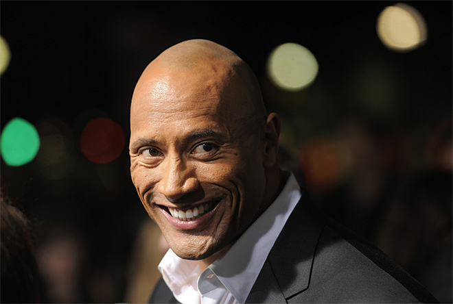 Dwayne 'The Rock' Johnson set for DC Comics film