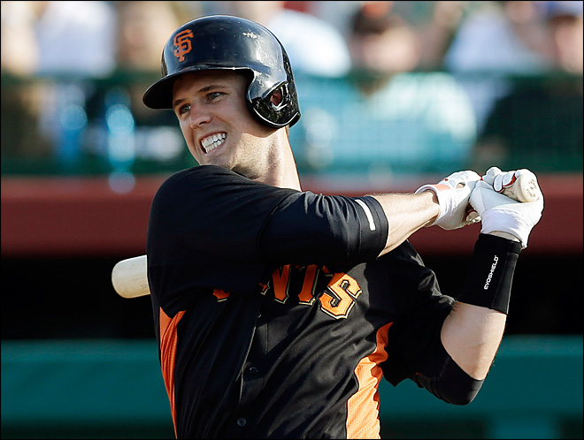 Buster Posey gets $167M, 9-year deal from Giants
