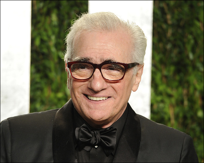 Scorsese developing 'Gangs of New York' TV series