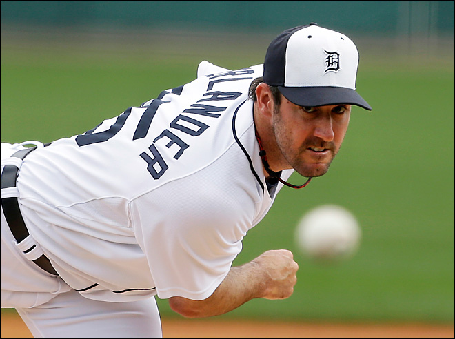 Felix no longer king of contracts: Verlander gets $180 million