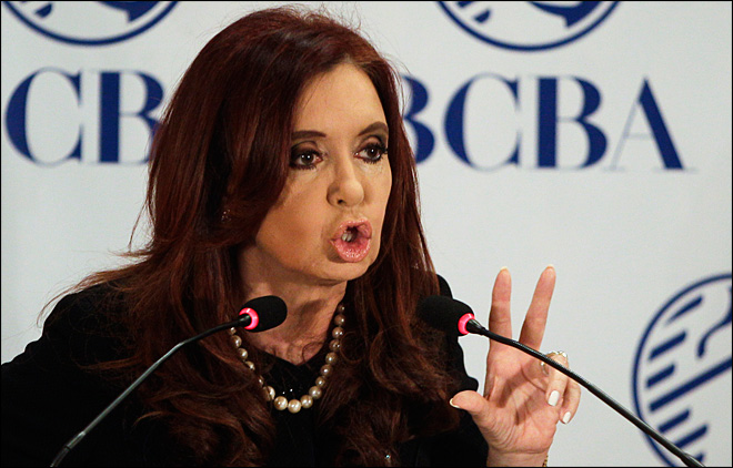 'Old shrew': Top Uruguayan caught on tape insulting Argentine ally