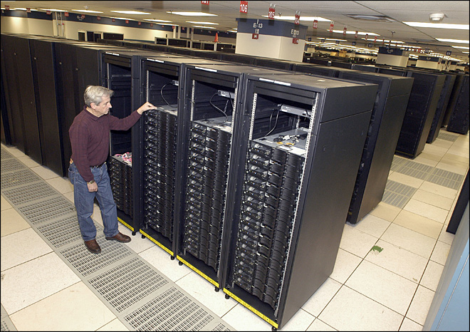 End of the line for once-fastest supercomputer