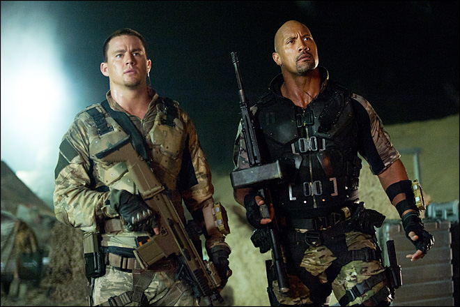 'G.I. Joe' commands No. 1 at box office with $41 million