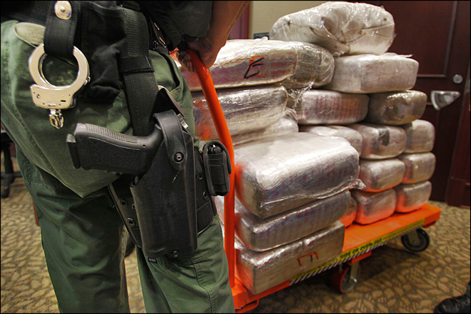 Drug cartels dispatch agents deep inside U.S.