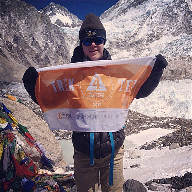 Bend teen is first with Down syndrome to reach Everest base camp