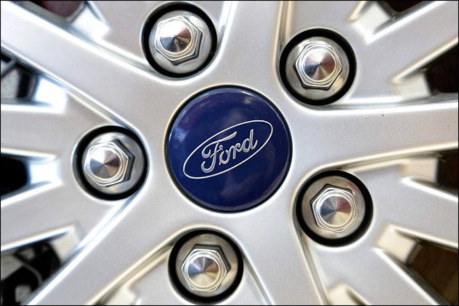 Ford's first quarter profit up 15 percent to $1.6 billion